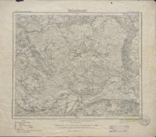 Karte des Deutschen Reiches 1:100 000 - 321. Crossen a.d. Oder