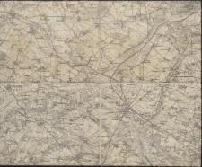 Karte des Deutschen Reiches 1:100 000 - 324. Kosten