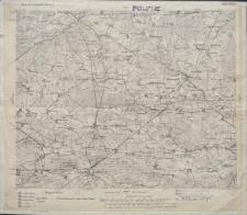 Karte des Deutschen Reiches 1:100 000 - 368. Kalau