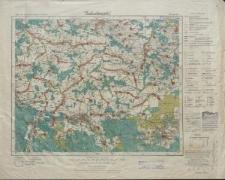 Karte des Deutschen Reiches 1:100 000 - 371. Sprottau