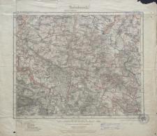 Karte des Deutschen Reiches 1:100 000 - 373. Guhrau