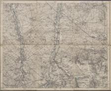 Karte des Deutschen Reiches 1:100 000 - 396. Bunzlau
