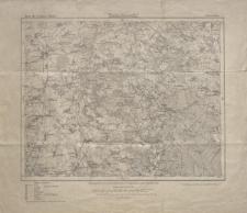 Karte des Deutschen Reiches 1:100 000 - 476. Grottkau