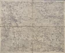 Karte des Deutschen Reiches 1:100 000 - 477. Oppeln