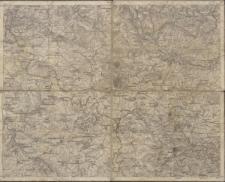 Karte des Deutschen Reiches 1:100 000 - 489. Hildburghausen