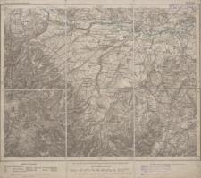 Karte des Deutschen Reiches 1:100 000 - 497. Neisse