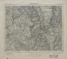 Karte des Deutschen Reiches 1:100 000 - 516. Mittelwalde