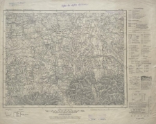 Karte des Deutschen Reiches 1:100 000 - 538. Pless