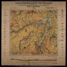 Geologische Karte 1:25 000 - 2879 (4955) Ostritz