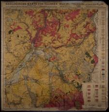 Geologische Karte 1:25 000 - 2942 (90, 108) Hirschfelde