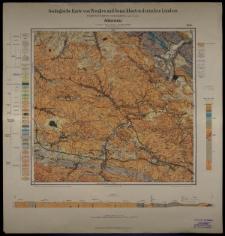 Geologische Karte 1:25 000 - 2946 Altkemnitz
