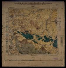 Geologische Karte 1:25 000 - 2884 Lähn