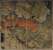 Geologische Karte 1:25 000 - 2885 Schönau