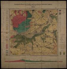 Geologische Karte 1:25 000 - 3015 Zobten
