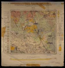 Geologische Karte 1:25 000 - 2766 Auras