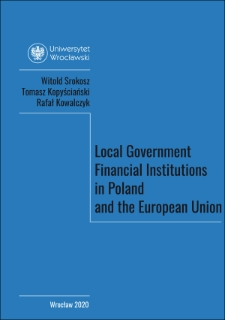 Local Government Financial Institutions in Poland and the European Union