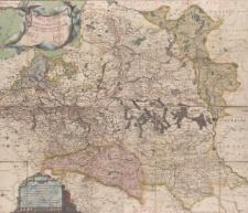 Carte générale et nouvelle de toutte la Pologne