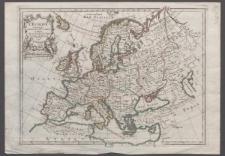 L'Europe Suivant Nouvelles Observations