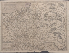Poloniae, Litvaniaeq. Descriptio.