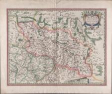 Silesiae Ducatus nova et accurata descriptio
