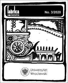 Fabrica Societatis. No. 3/2020