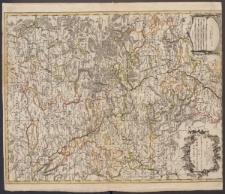 Le Cercle Eslectoral du Rhein divisé en tous les Estats que le composent