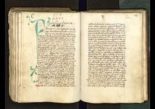 [Wykaz 33 rękopisów znalezionych w 1423 r. na probostwie w Zielonej Górze]