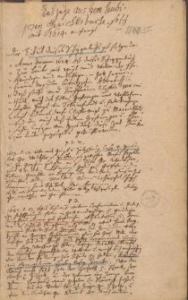 Auszuege aus dem Leubischen Gerichtsbuche, so sich mit 1614 anfengt