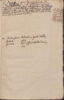 Historisches Verzeichnis aller im Marggraffthum Niederlausitz befindlichen Herrschaften, Staedte und Flecken