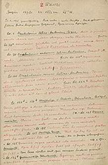 [Katalog rękopisów dawnej Biblioteki Uniwersyteckiej we Wrocławiu, t.21 (IV Q 102-150)]