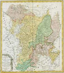 Geographische Verzeichnung des Goerlitzer Creises mit dem Queiss-Creise [...]