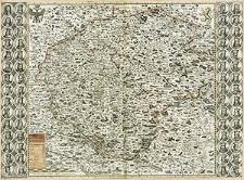 Bohemia in suas partes geograph. distincta