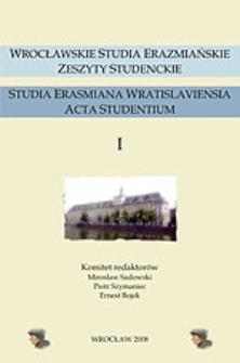 O dawniejszej dydaktyce na naszym Wydziale - zwłaszcza o egzaminowaniu : kilka anegdot i wspomnień
