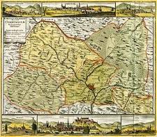 Comitatus Glacensis novissimum compendium moderne ordine in hac formam red. F. B. Werner