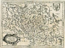 Abris der Landscafft Schlesien Sampt der Angrentzeten Königreick und Landern