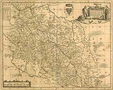Silesiae Ducatus Accurata et vera delineatio [...]