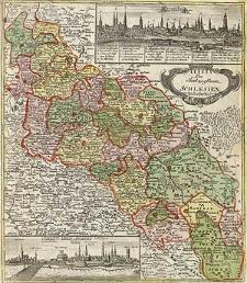Das Hertzogthum Schlesien