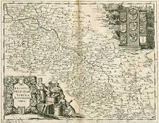 Ducatus Silesiae tabula accuratissima
