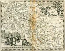 Ducatus Silesiae tabula