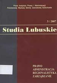 Struktura wielkościowa i przestrzenna przedsiębiorstw kupieckich w Wielkopolsce w latach 1918-1939