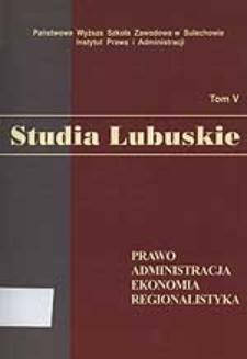 Zasady postępowania administracyjnego w Polsce międzywojennej i w latach 1944-1960