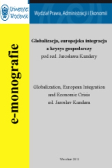 Economic crisis in Turkey and its influence on trade with the EU