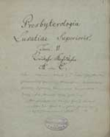 Bd.2. Deutsche Kirchdörfer A - E