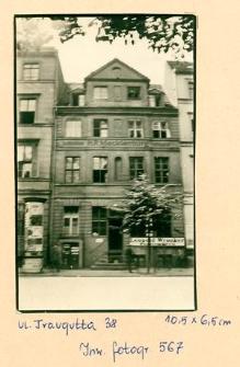 [Wrocław, ul. Traugutta 38]