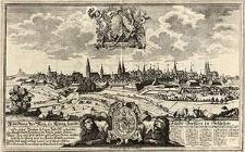 Abbildung der Kays. u. König. haubt-Stadt Bresslau in Schlesien