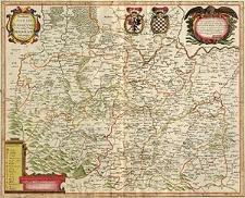 Ducatuum Silesiae Svidnicensis et Iavraviensis Delineatio