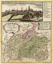 Das Fürstenthum Schweidnitz in Nieder Schlesien