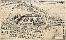 Plan der Stadt Ohlau