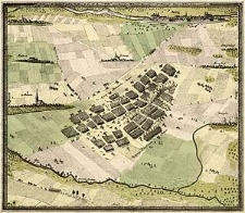 Vorstellung der Gegend und des Treffens so den 10. April 1741 zwischen der Königl. Preuss. und Königl. Hng. u. Bohm Armee vorgefallen