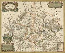 Ducatus Silesiae Wolanus Authore Iona Sculteto Sprotta Silesio